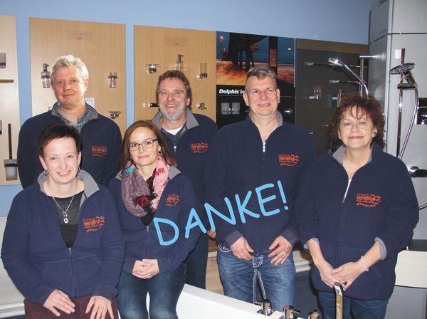 Abschied aus Hartmannsdorf- DANKE